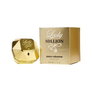 PACO RABANNE LADY MILLION EDP folia 80 ml