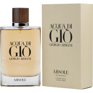 Armani Acqua di Gio Absolu EDP 125ml folia