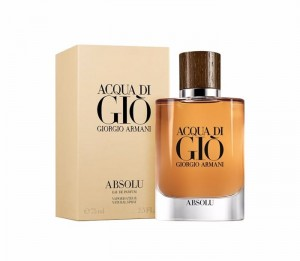 Armani Acqua di Gio Absolu EDP 75ml folia