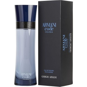 Armani Code Colonia EDT 125 ml folia