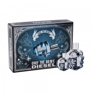 Diesel Only The Brave Zestaw 125ml EDT + 35ml EDT