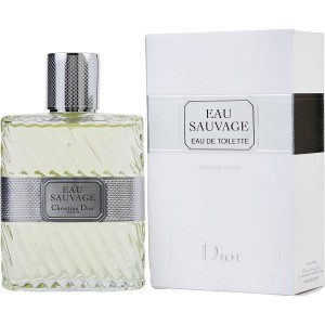 CHRISTIAN DIOR EAU SAUVAGE EDT folia 100 ml