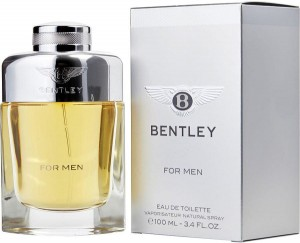 BENTLEY FOR MEN EDT 100 ml folia