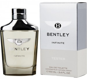 BENTLEY INFINITE EDT 100 ml folia