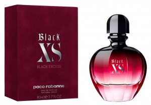 PACO RABANNE Black XS for Her EDP 80 ml