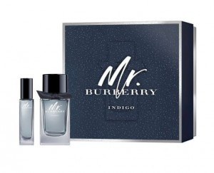 BURBERRY Mr. Burberry Indigo 100 ml +30 ml EDT Zestaw