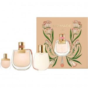 CHLOE NOMADE EDP 75 ml + EDP 5 ml + BALSAM 100 ml