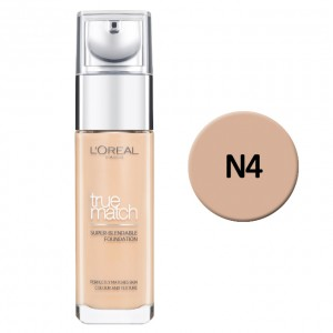 Loreal Paris TRUE MATCH N4 30 ML Podkład
