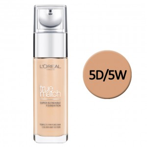 Loreal Paris TRUE MATCH W5 30 ML Podkład