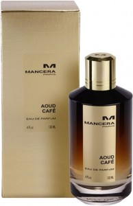 Mancera AOUD CAFE EDP 120 ml folia