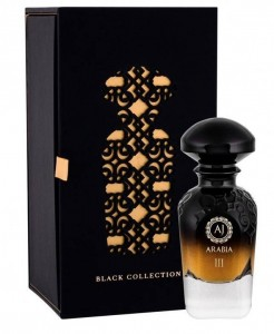 Aj Arabia Widian BLACK III Parfum 50 ml folia