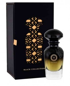 Aj Arabia Widian BLACK V Parfum 50 ml folia