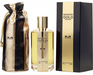Mancera GOLD PRESTIGIUM 120 ml EDP