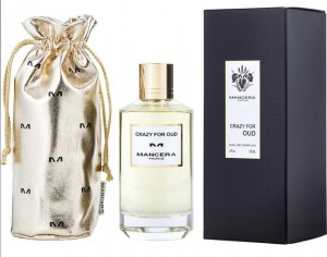 Mancera CRAZY FOR OUD edp 120 ml