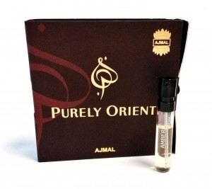 Ajmal PURELY ORIENT PATCHOULI edp 1.5 ml - próbka