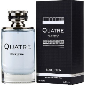 Boucheron QUATRE edt 100 ml folia