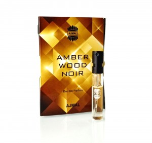 Ajmal AMBER WOOD NOIR edp 1.5 ml - próbka