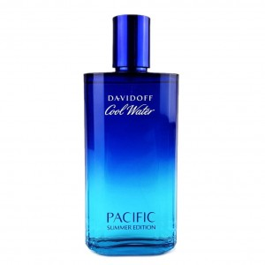 TESTER Davidoff COOL WATER PACIFIC SUMMER Edition for Men EDT 125 ml