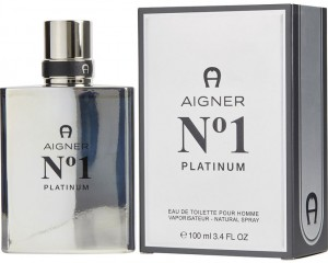 AIGNER No 1 Platinum EDT 100 ml