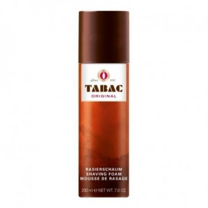 MAURER & WIRTZ TABAC ORIGINAL  pianka do golenia 200 ml