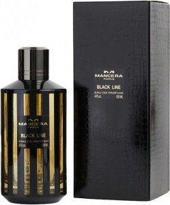 Mancera BLACK LINE EDP 120 ml folia